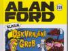 Alan Ford 199 HC / Strip Agent