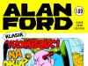 Alan Ford 189 HC / Strip Agent