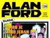 Alan Ford 184 HC / Strip Agent