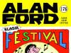 Alan Ford 176 HC / Strip Agent