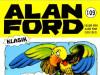 Alan Ford 109 HC / Strip Agent