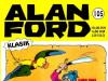 Alan Ford 105 HC / Strip Agent