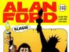 Alan Ford 103 HC / Strip Agent