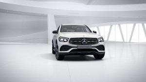 Mercedes-Benz GLC 300 d 4MATIC Coupe