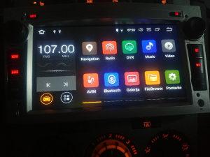 Opel Android 32 GB ROM 2 RAM Astra,Corsa,Vektra,Zafira