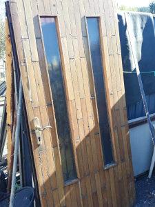 Ulazna vrata drvena