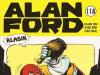 Alan Ford 118 HC / Strip Agent