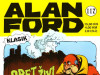 Alan Ford 117 HC / Strip Agent