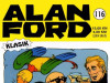 Alan Ford 116 HC / Strip Agent