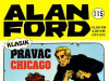 Alan Ford 115 HC / Strip Agent