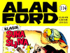 Alan Ford 114 HC / Strip Agent
