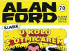 Alan Ford 70 HC / Strip Agent