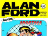 Alan Ford 68 HC / Strip Agent