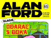 Alan Ford 65 HC / Strip Agent