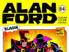 Alan Ford 64 HC / Strip Agent