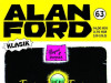 Alan Ford 63 HC / Strip Agent