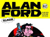 Alan Ford 62 HC / Strip Agent