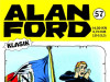 Alan Ford 57 HC / Strip Agent