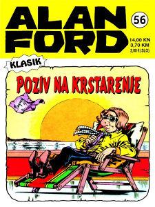 Alan Ford 56 HC / Strip Agent