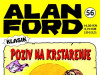 Alan Ford 56 HC / Strip Agent
