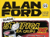 Alan Ford 55 HC / Strip Agent