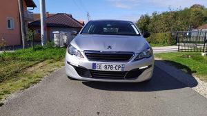 Peugeot 308 1.6hdi 73KW EURO 6**UVOZ**