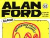 Alan Ford 52 HC / Strip Agent