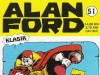 Alan Ford 51 HC / Strip Agent