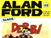 Alan Ford 49 HC / Strip Agent