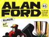 Alan Ford 45 HC / Strip Agent