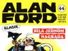 Alan Ford 44 HC / Strip Agent