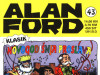 Alan Ford 43 HC / Strip Agent