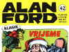 Alan Ford 42 HC / Strip Agent