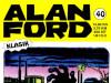Alan Ford 40 HC / Strip Agent