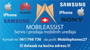 Servis , popravka iPhone, iPad, Samsung, Huawei