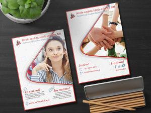 Grafički dizajn / logo / brošura / vizitke / baneri