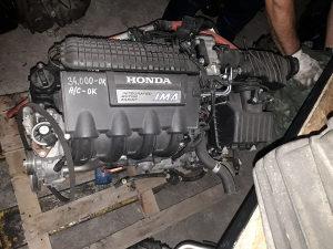 MOTOR HONDA JAZZ 1.4 BENZ,65 KW,2011 G.P
