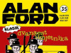 Alan Ford 35 HC / Strip Agent