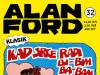 Alan Ford 32 HC / Strip Agent