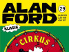 Alan Ford 29 HC /  Strip Agent