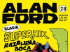 Alan Ford 28 HC / Strip Agent
