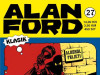 Alan Ford 27 HC / Strip Agent