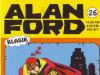 Alan Ford 26 HC / Strip Agent