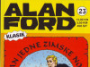 Alan Ford 23 HC / Strip Agent