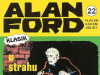 Alan Ford 22 HC / Strip Agent