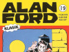 Alan Ford 19 HC / Strip Agent