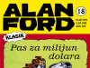 Alan Ford 18 HC / Strip Agent