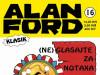 Alan Ford 16 HC / Strip Agent