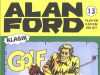 Alan Ford 13 HC / Strip Agent