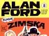Alan Ford 8 HC / Strip Agent